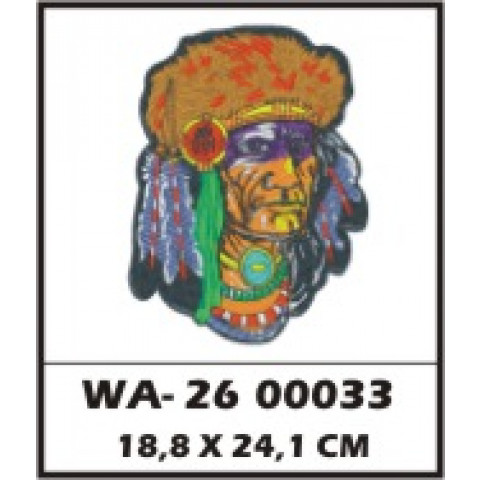 WA26-00033 - BORDADO INDIO 4 G