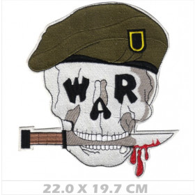 WA26-00041 - BORDADO CAVEIRA WAR G
