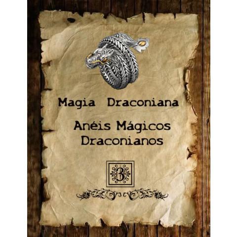 Anéis Mágicos Draconianos