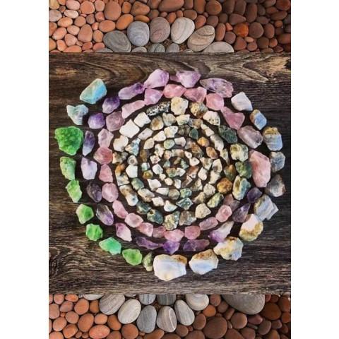 Curso de Magia sobre Pedras