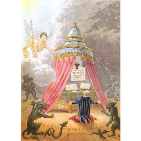 A Sagrada Magia de Abramelim - O Mago