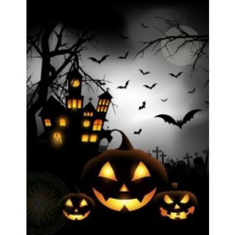 Dia das Bruxas e dia dos Mortos