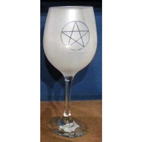 Taça Jateada Pentagrama