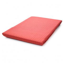 Manta Marrocos 150x120 Cm Vermelho