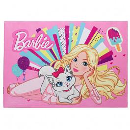 Passadeira Barbie 70x100 Cm