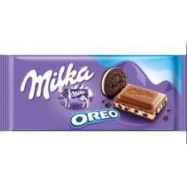 Chocolate Milka Recheio de Oreo 100 G