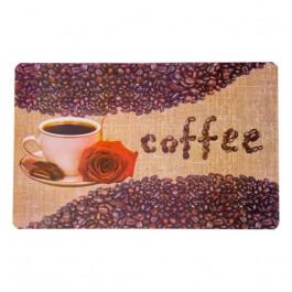 Lugar Americano Multicolorido Coffee 28x43 Cm