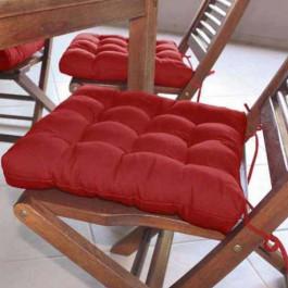 Almofada Futton 42x42 Cm Vermelho