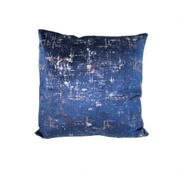Almofada Velvet 43x43 Cm Azul Marinho