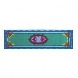 Passadeira BBB Olho 50x180 Cm Azul