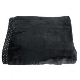 Cobertor Queen Blanket Preto