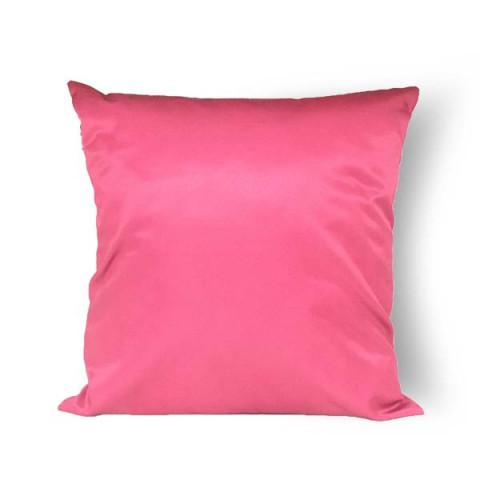 Almofada Colors Lisa 43x43 Cm Pink