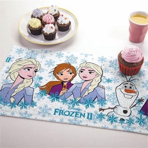Toalha Lepper Lancheira Frozen