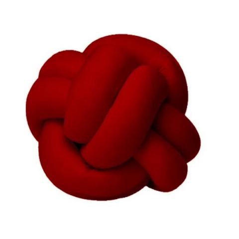 Almofada Noh Sued 25x25 Cm Vermelho