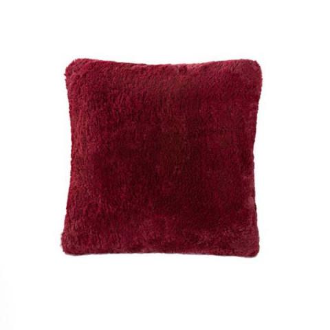 Almofada Cheia Roma 40x40 Cm Vermelho
