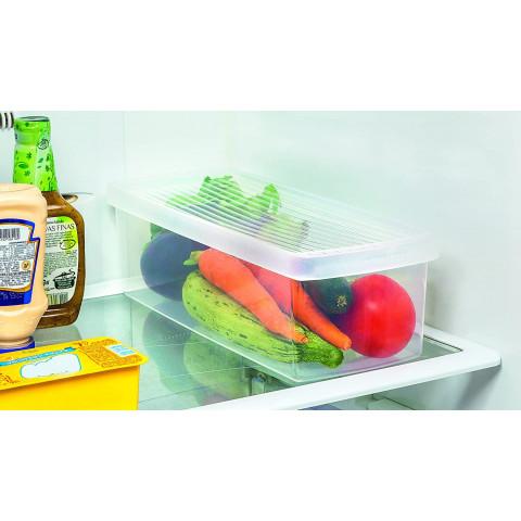 Caixa para Legumes e Saladas 36x14 Cm
