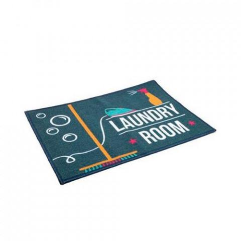 Tapete Para Lavanderia Cleankasa Laundry 50x70 cm