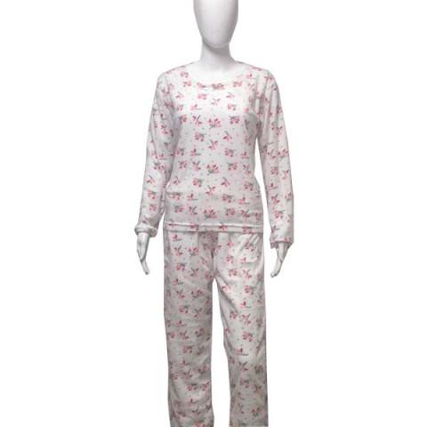 Pijama Plush Daju Flores P
