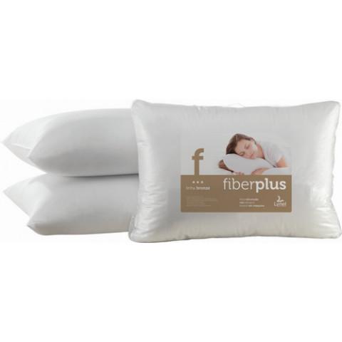 Travesseiro Antialérgico Fiberplus 45x65 cm