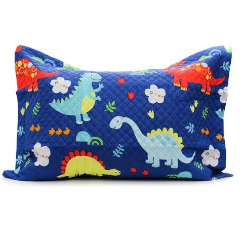 Porta Travesseiro Supreme Kids Daju 50x70 Cm Dinossauro