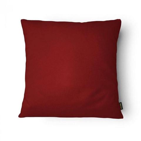 Almofada Colors Lisa 43x43 Cm Vermelho