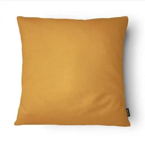Almofada Colors Lisa 43x43 Cm Laranja