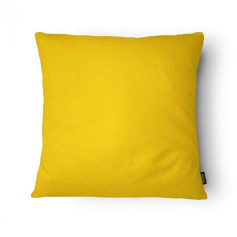 Almofada Colors Lisa 43x43 Cm Amarelo