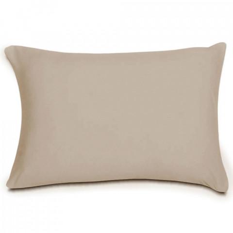 Fronha Confort Basic Premium S/Abas Kakhi