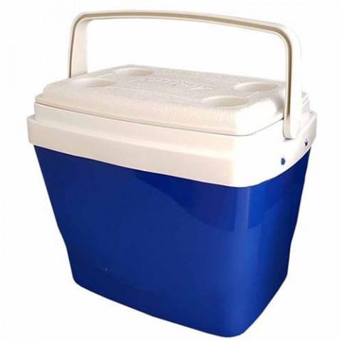 Caixa Térmica 32 Lt Azul