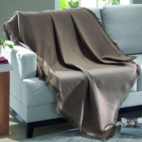 Manta Para Sofá Marrocos 150x210 cm