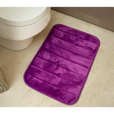 Tapete Banheiro Visco Uva 40X60Cm