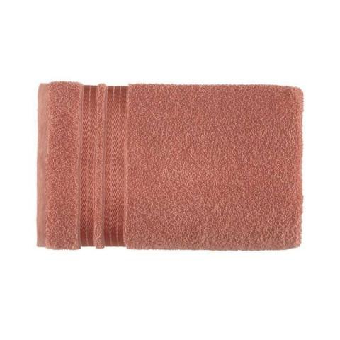 Toalha de Banho Otto 67x135 Cm Terracota