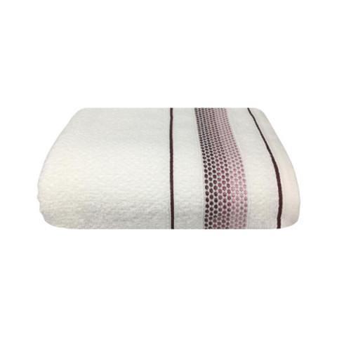 Toalha de Banho Gigante Luck Branco
