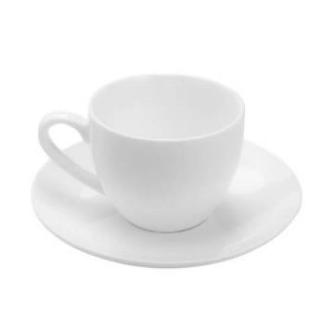Xícara de Café Com Pires Clean 100 Ml