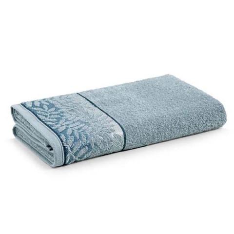Toalha de Banho Marsele 70x135 Cm Verde/Azul