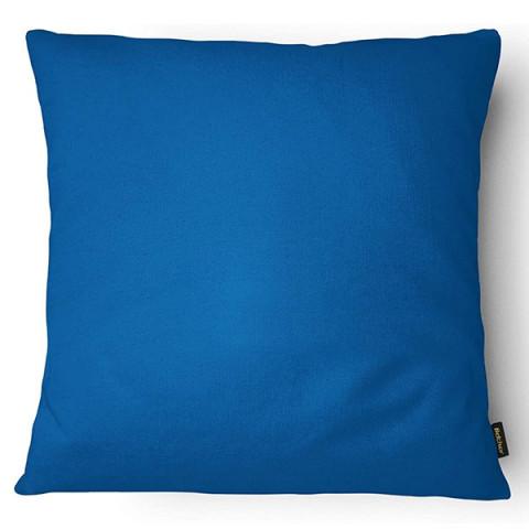 Almofada Colors Lisa 43x43 Cm Blue