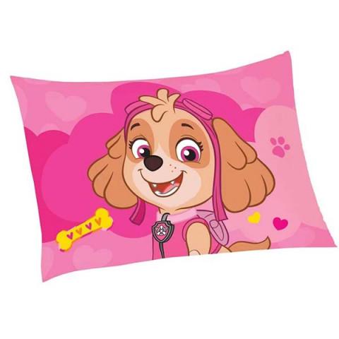 Fronha Avulsa Patrulha Canina Sky Love 50x70 Cm