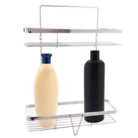 Porta Shampoo Com 2 Prateleiras
