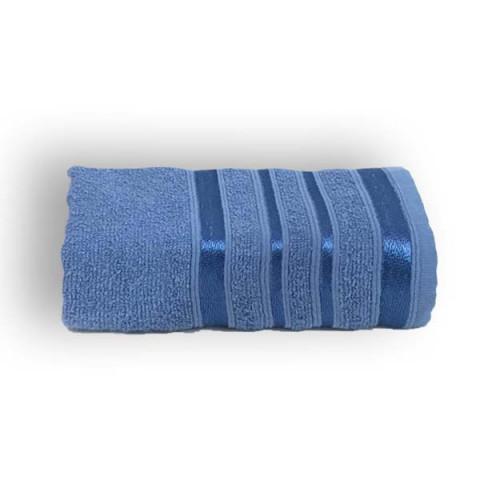 Toalha de Banho Gigante Versatti 75x150 Cm Jeans