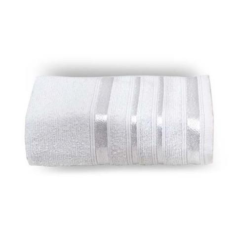 Toalha de Banho Gigante Versatti 75x150 Cm Branco