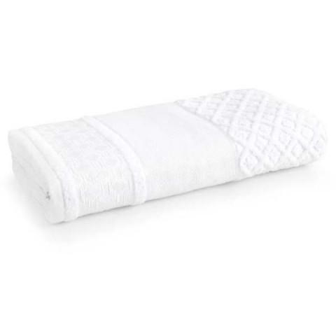 Toalha de Banho Ateliê 67x140 Cm Branco
