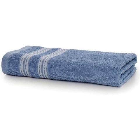 Toalha de Banho Enxuta Anita 67x120 Cm Azul Claro