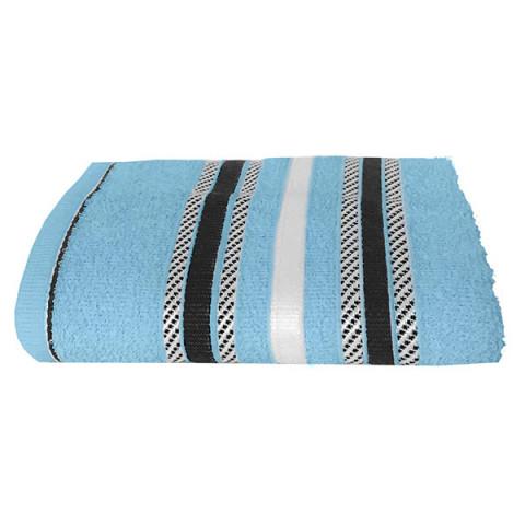 Toalha de Rosto Stella 40x70 Cm Azul Claro