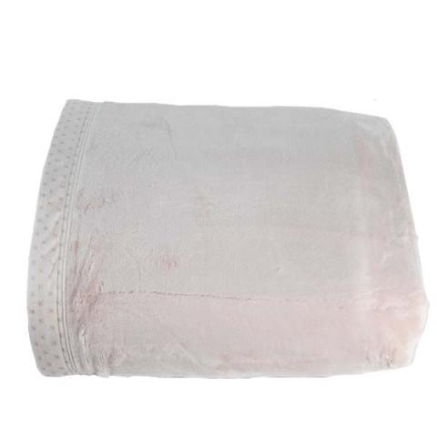 Cobertor King Blanket Rose Parisi