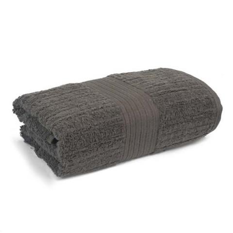 Toalha de Banho Bréscia 70x140 Cm Marrom Escuro