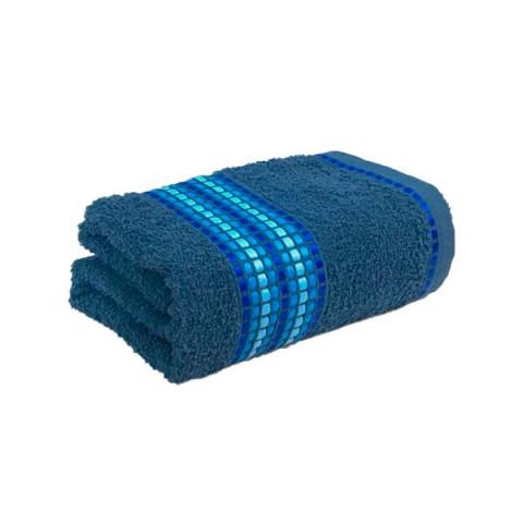 Toalha de Banho Sevilha 75x150 Cm Azul Celeste