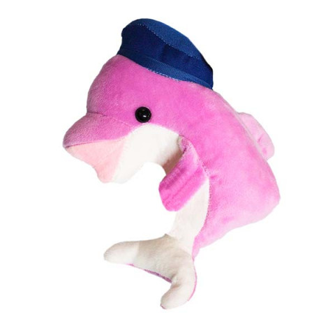 Bichinho de Pelúcia Meu Pet Golfinho