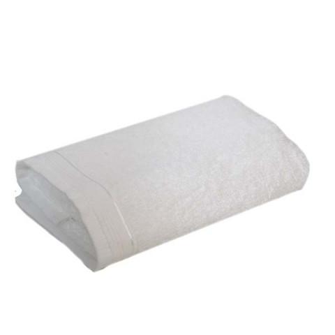 Toalha de Lavabo Hanna Felpuda 30x50 Cm Branco