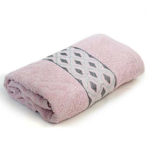 Toalha de Banho Turquia 70x140 Cm Rosa Claro