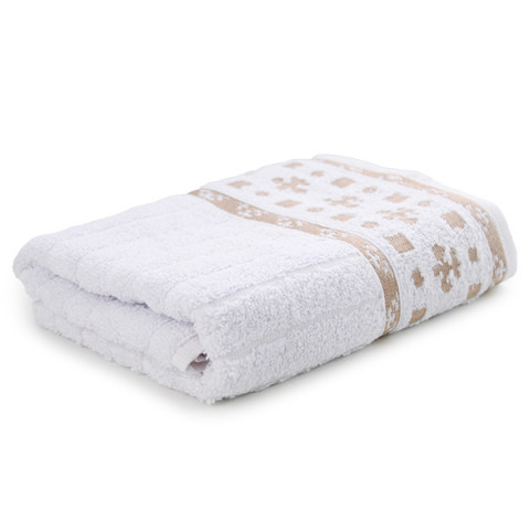 Toalha de Banho Nobre Olinda 70x140 Cm Branco